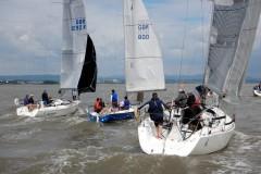 Cross-wind sailing